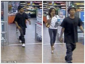 Wanted Walmart Shooting
