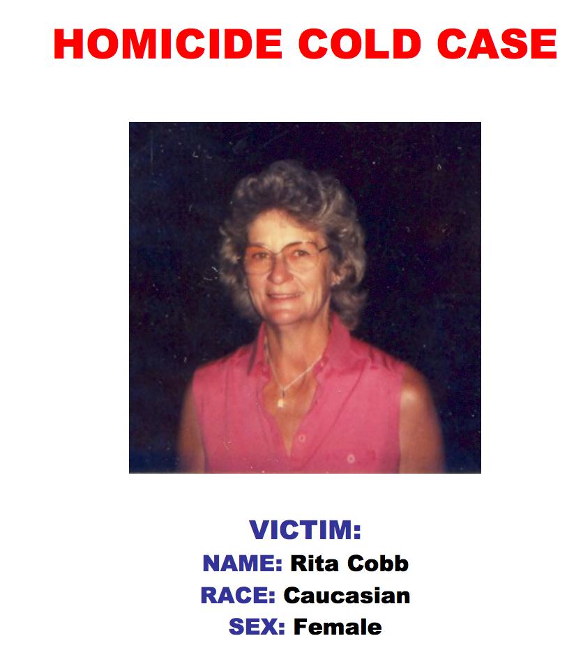 Rita Cobbs 1985