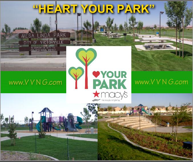 Heart Your Park