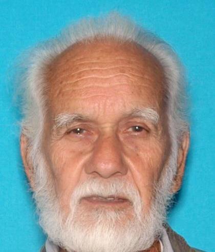 Oscar Nava, 75 YOA, resident of Yucca Valley
