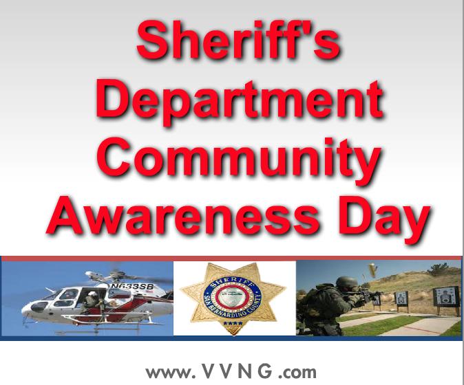 Sheriff's Department Community Awareness Day