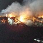Ranchero Overpass Fire