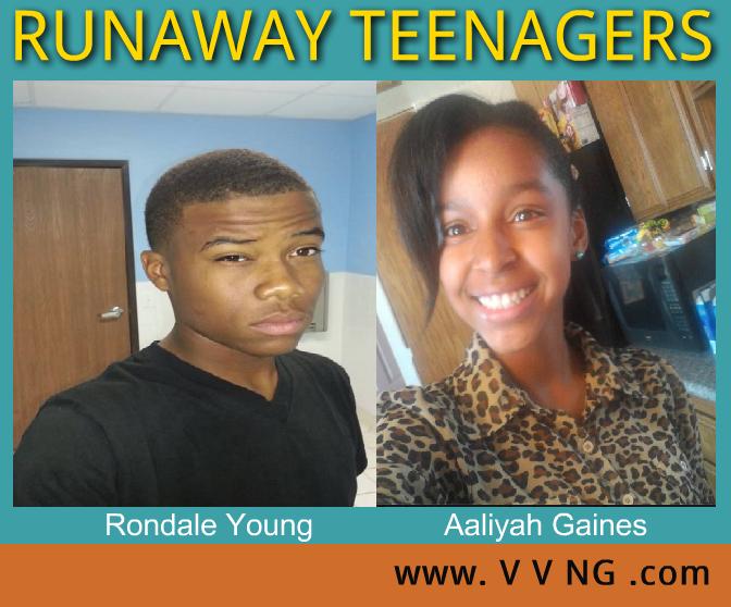 Runaway Teenagers