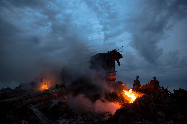 Malaysian Airlines Crash