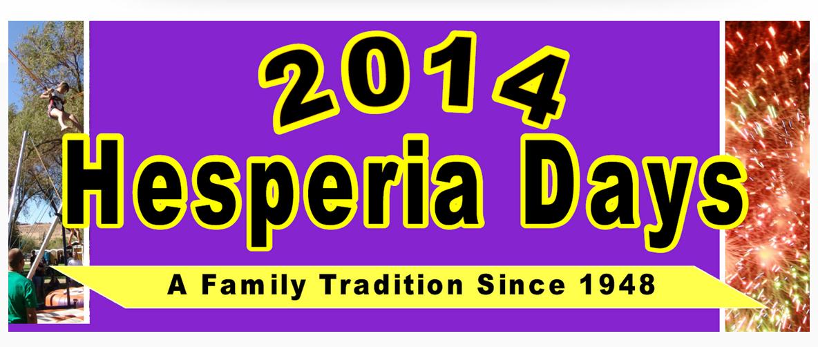 Hesperia Days 2014
