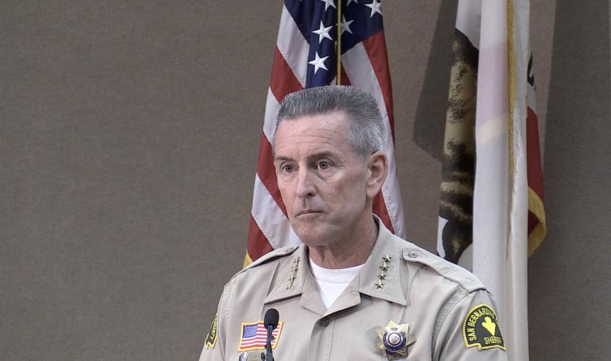 Sheriff McMahon Addresses Social Media Rumors