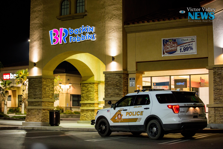 Baskin Robbins Adelanto (Gabriel D. Espinoza, Victor Valley News)