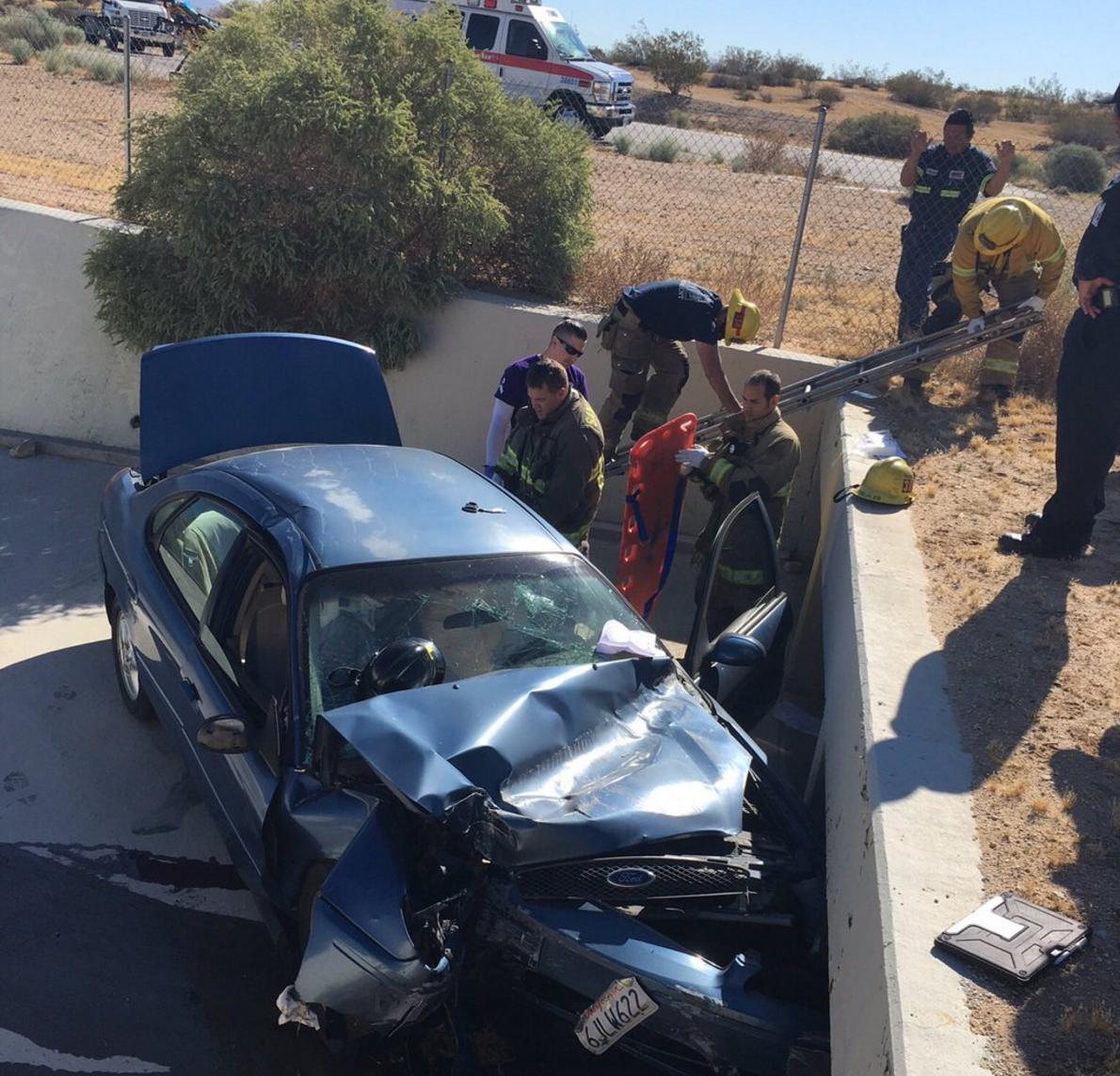 Photo Courtesy of San Bernardino County Fire Department
