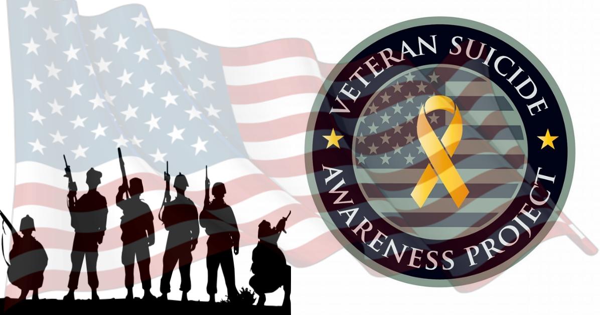Photo of Veteran Suicide Awareness 5K this June 18