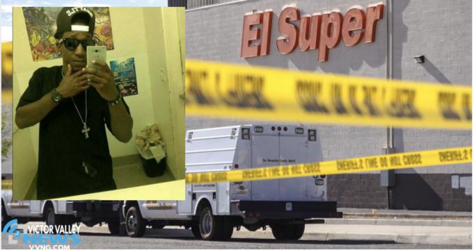 Prentice Dean was found murdered in Victorville Wednesday morning.