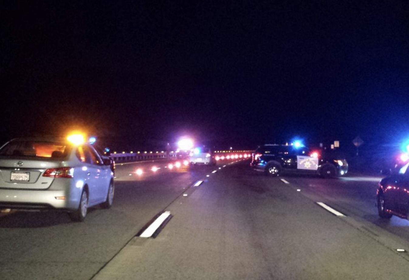 Pedestrian Killed On I 15 Freeway Early Sunday Morning