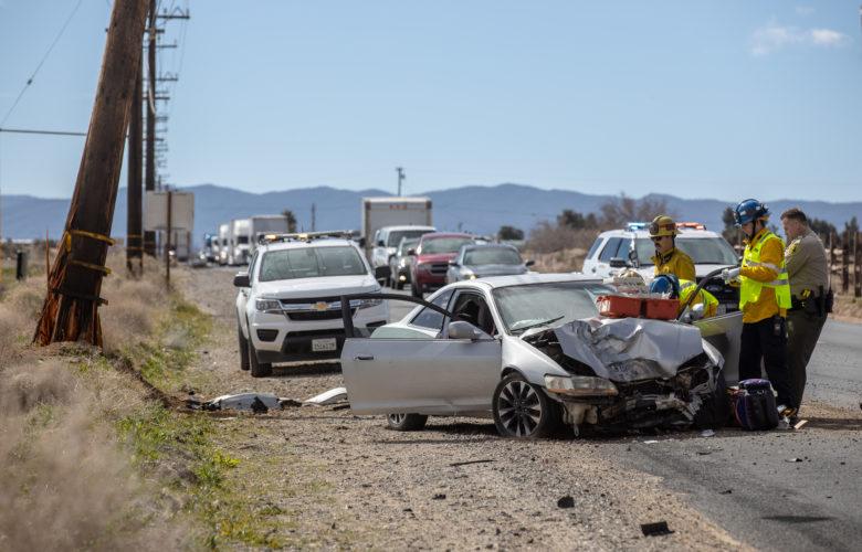 395 Accident California
