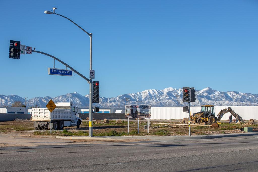 Photo taken on Thursday, March 14, 2019. (Hugo C. Valdez, Victor Valley News)