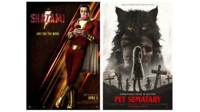 Photo of MOVIE REVIEWS: Shazam! and Pet Sematary