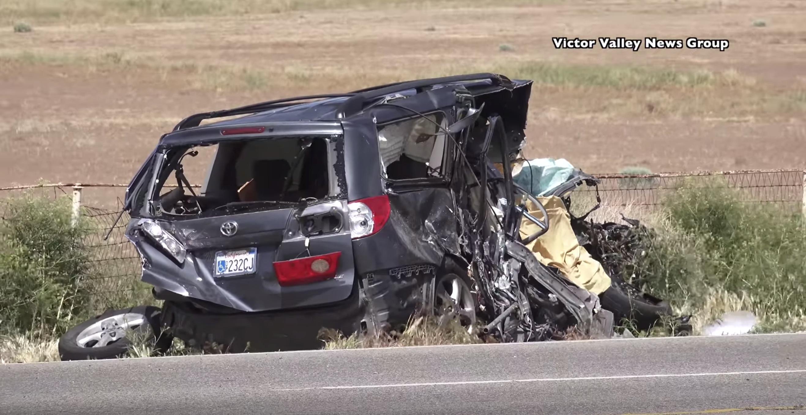 Amanda Hinman died Sunday in a crash on Bear Valley Road. (Hugo C. Valdez)