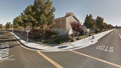 Corner of Hook Blvd and Reno Loop in Brentwood