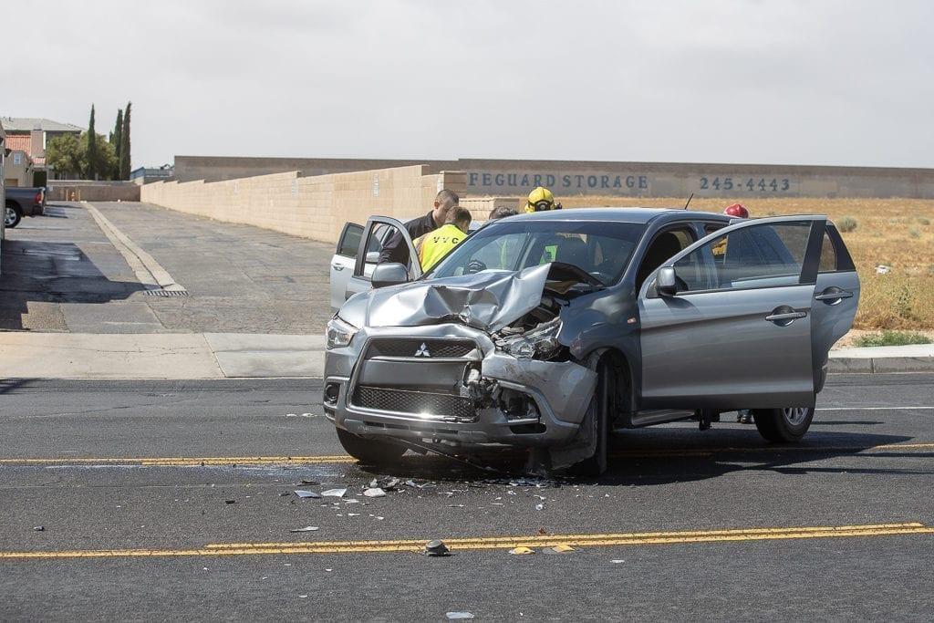 Victorville crash