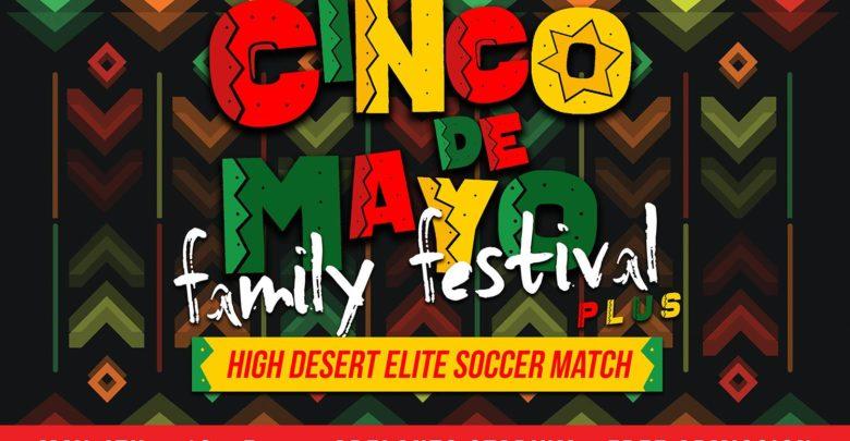 Photo of Community invited to attend Free Cinco de Mayo Family Festival at Adelanto Stadium