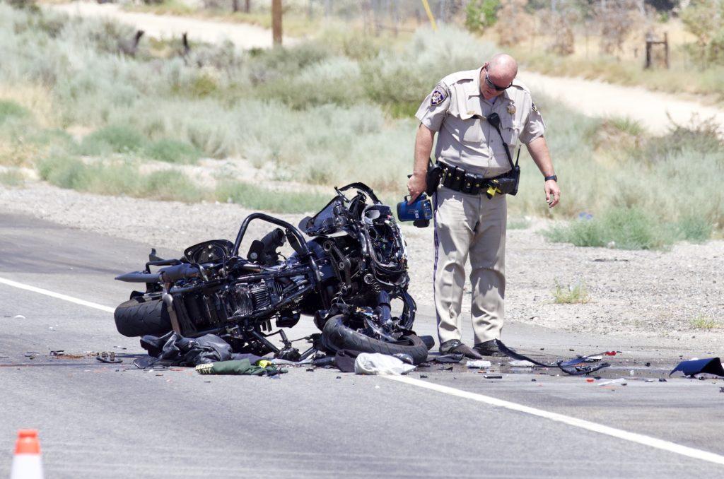 Motorcyclist killed in crash on Highway 138 in Phelan