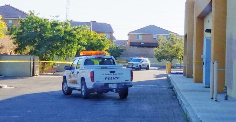 Photo of Police investigate death of man found dead near a dumpster in Hesperia