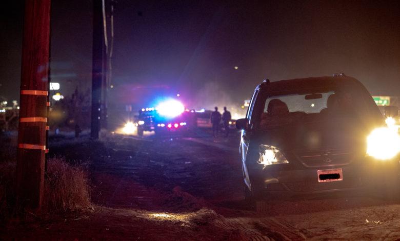 Photo of Pedestrian killed on Mariposa Road in Hesperia Wednesday night