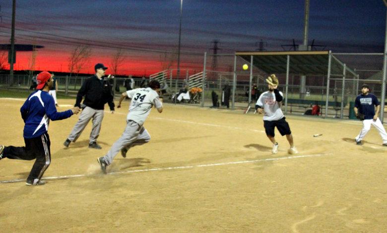 Photo of Become a softball umpire for Hesperia's adult softball league