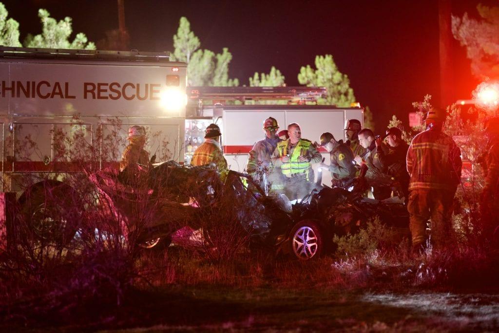 fatal crash bear valley road