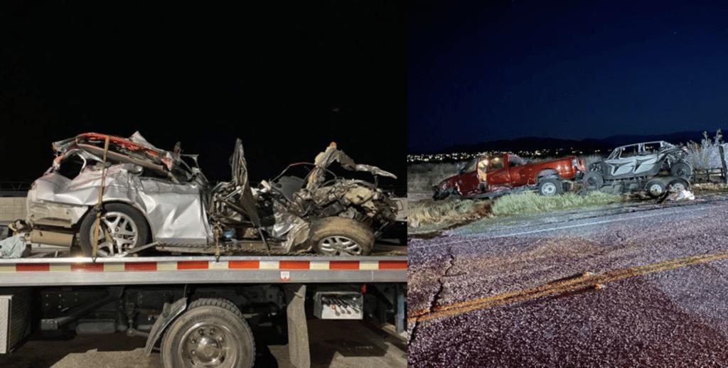fatal crash apple valley