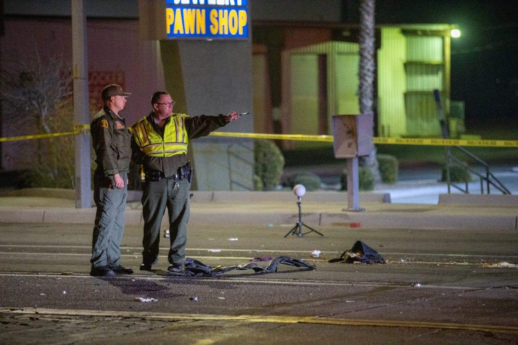 hesperia pedestrian killed