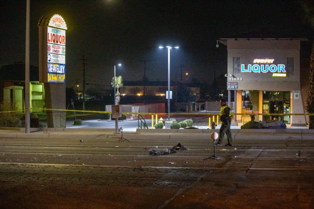 pedestrian killed in hesperia