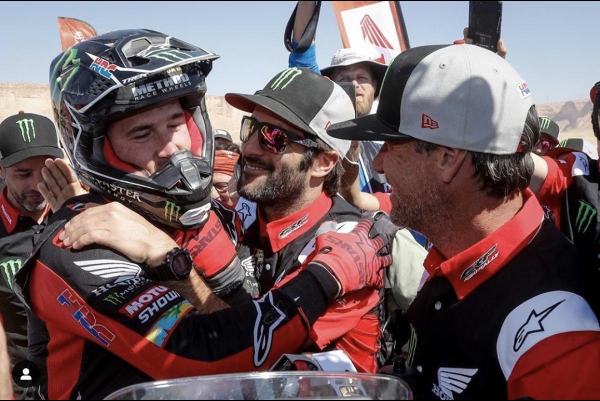 Ricky Brabec Saudi Arabia Hesperia Dakar 2020
