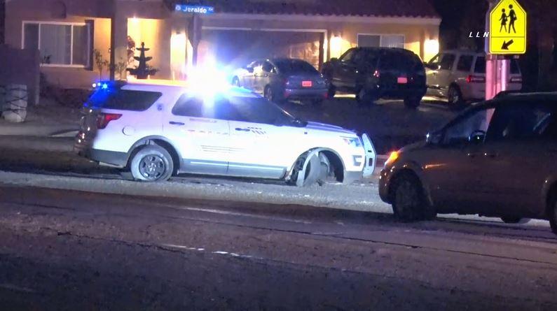 deputy involved crash in victorville