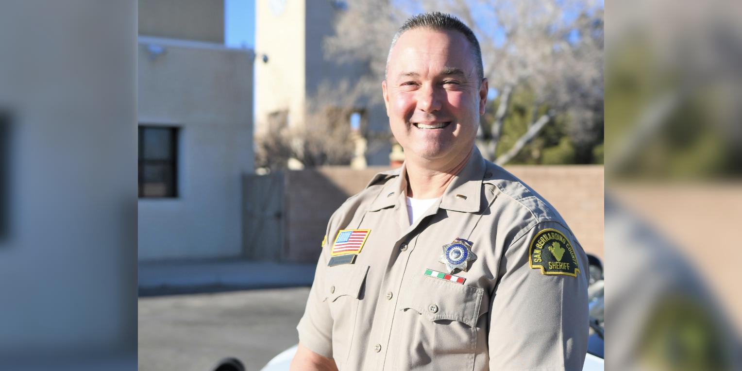 Jason Cunningham named Apple Valley Police Captain