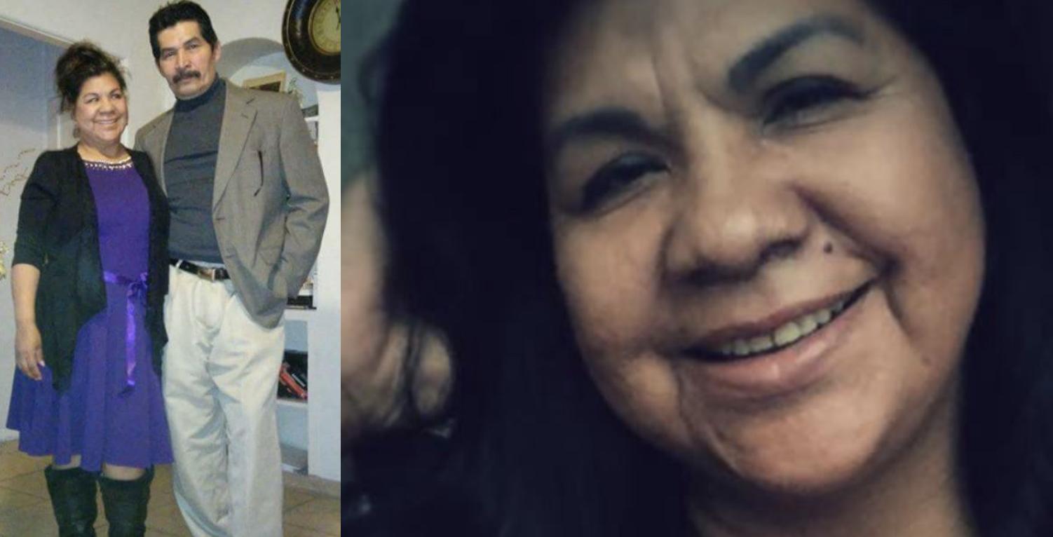 Pedro Espinoza and Rosa Mendoza