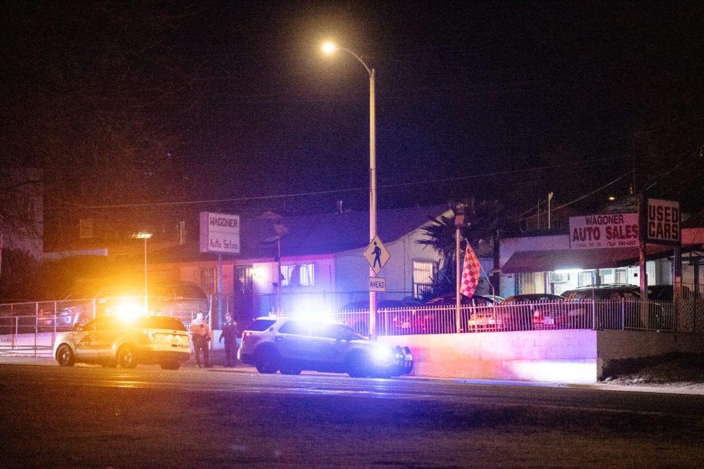 victorville shooting carjacking investigation