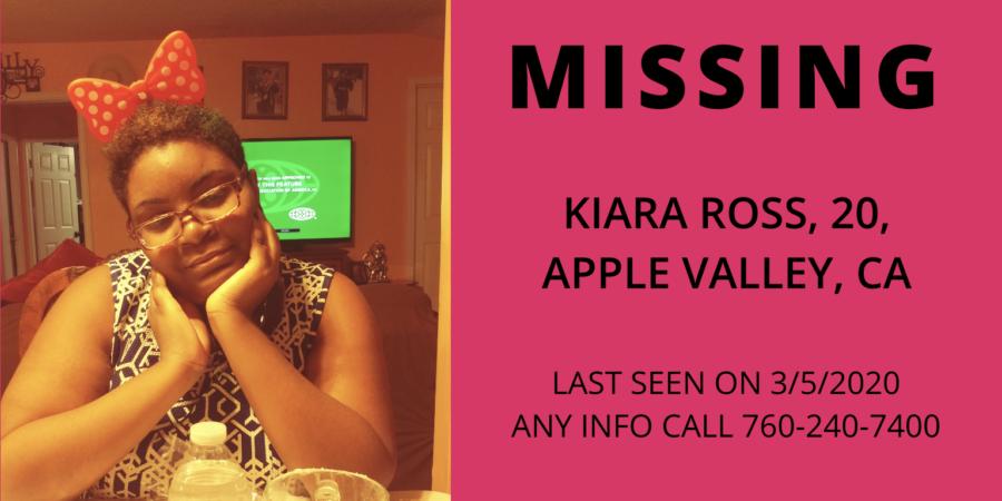 missing apple valley