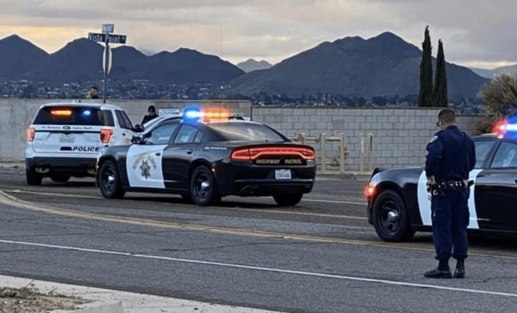 fatal crash near spring valley lake