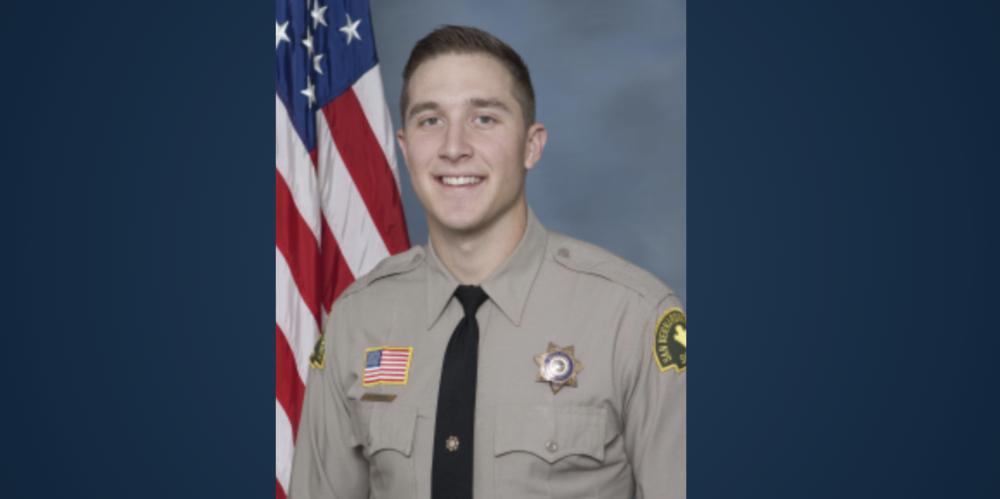 Garrett Pontier deputy killed in crash on I-15 freeway