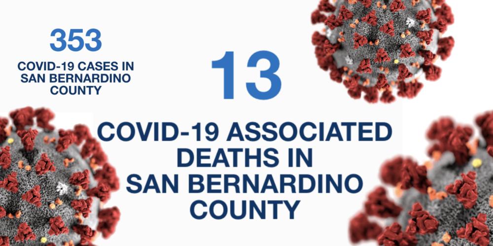 death toll san bernardino county coronavirus