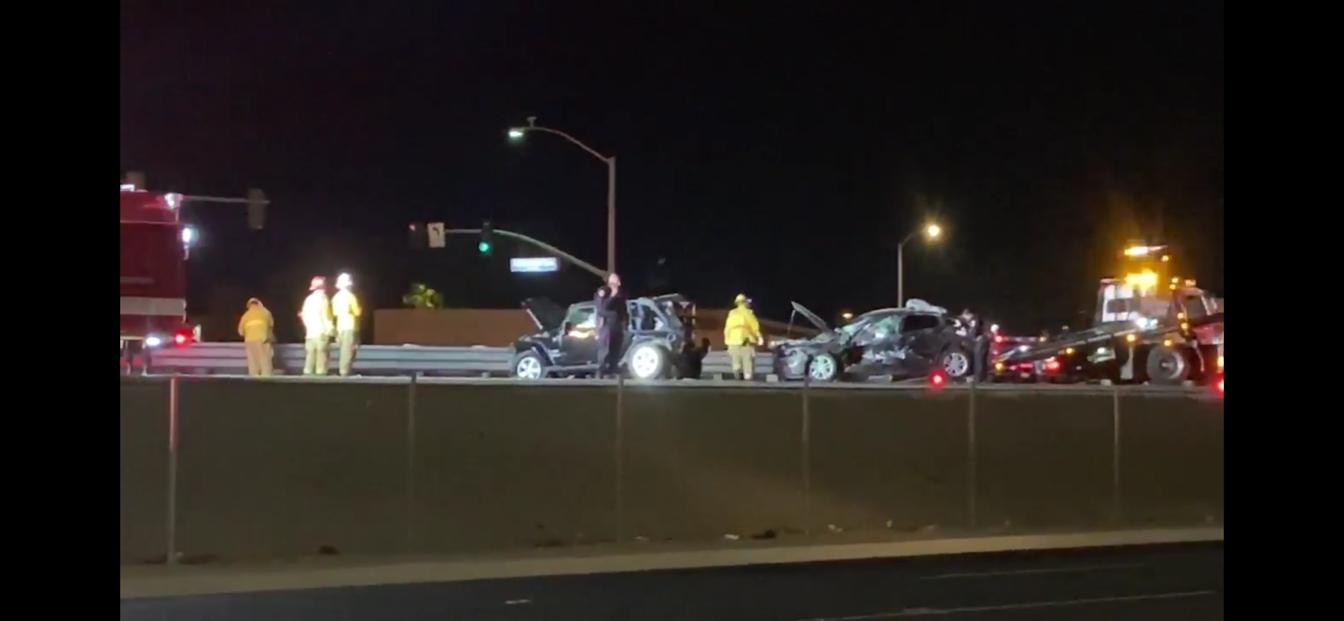 15 freeway crash