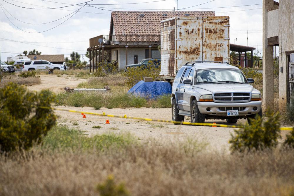 Baldy Mesa Murder Investigation