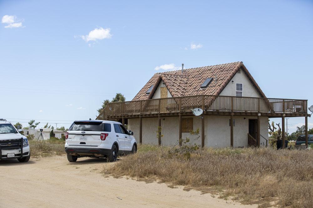 murder investigation in baldy mesa
