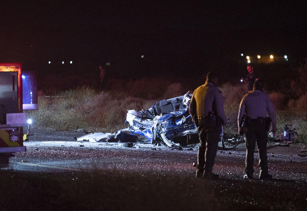 Hesperia Road Fatal Crash