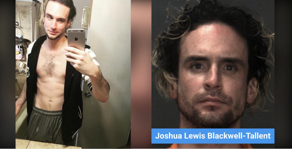 Joshua Lewis Blackwell-Tallent