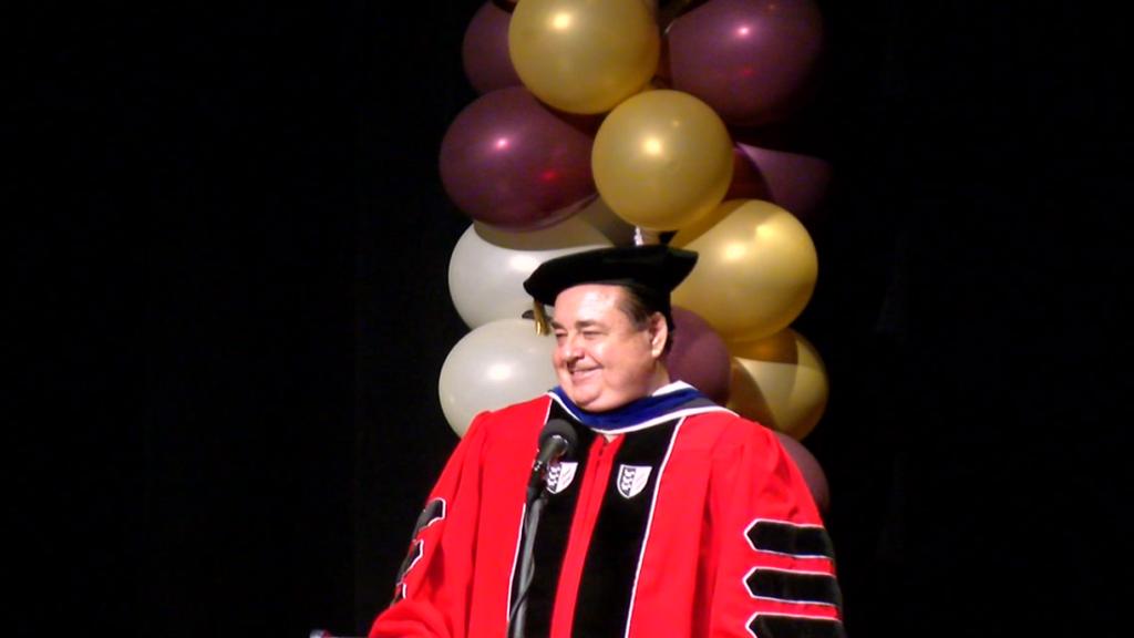 Superintendent/President Dr. Dan Walden