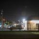 A man was shot outside of the High Desert Liquor in Apple Valley on Saturday night. (Hugo C. Valdez, VVNG.com)