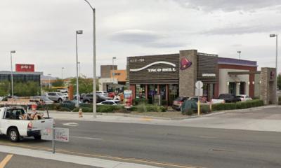 Taco Bell burglary