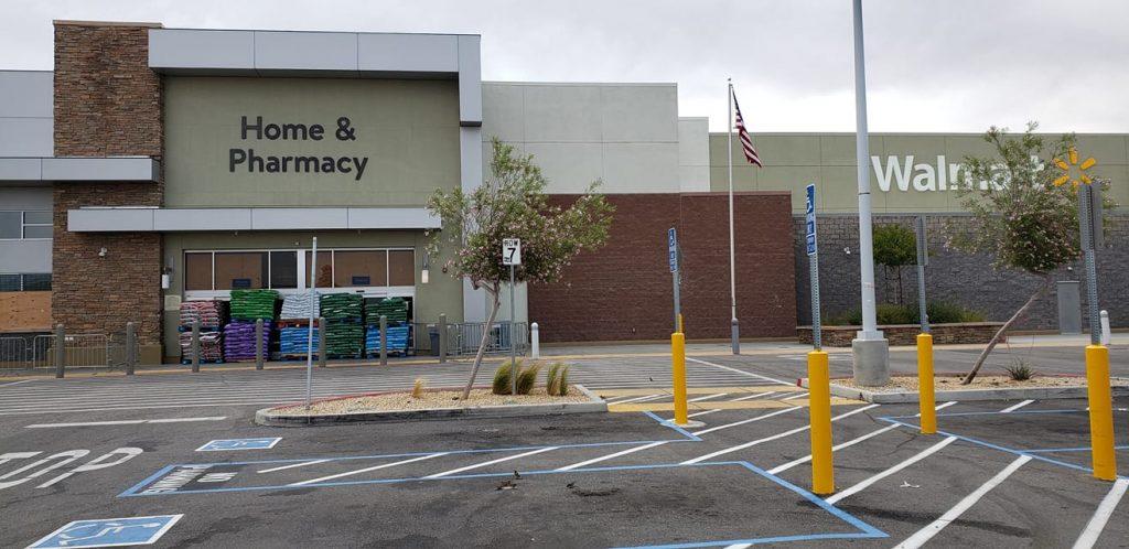 Walmart Hesperia
