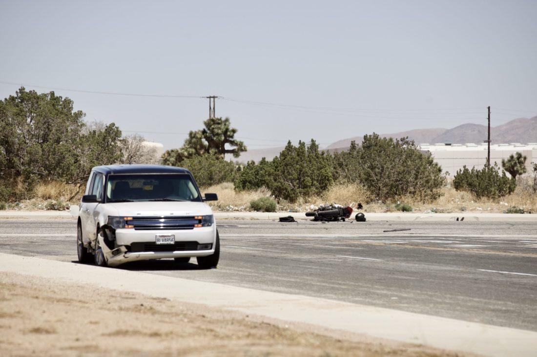 motorcycle crash in hesperia