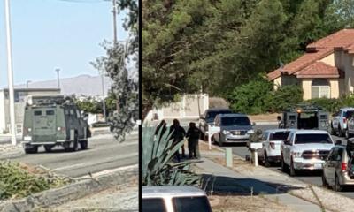 SWAT standoff in Apple Valley